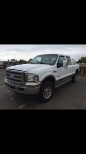 2005 Ford F-350 King Ranch 4 by 4