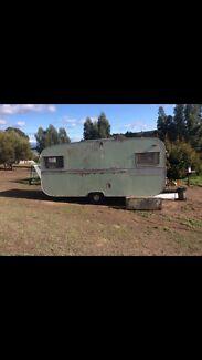 Vintage caravan good condition Lewisham Sorell Area Preview