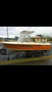 WTD This boat, Haines,Fraser,Caribbean,formula,boat,fishing,Yamaha, Mill Park Whittlesea Area Preview