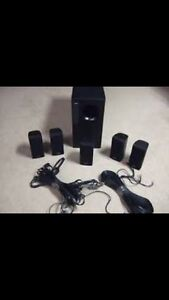 BNIB Bose acoustimass 10 series 2 5.1 home theatre speaker system Victoria Point Redland Area Preview