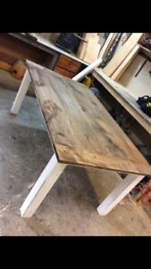 Rustic 6ft Table