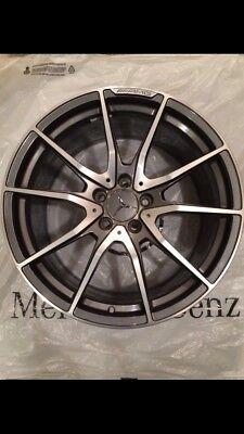 Mercedes AMG GTR C190 190 19 Zoll Alufelge Felge GT GTS 1904011300 ET56