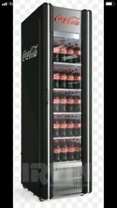 Wanted - Coke cooler/fridge