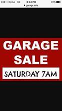 GARAGE SALE SATURDAY ONLY Cedar Grove Logan Area Preview