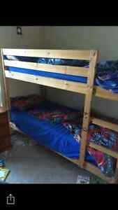 Single wooden bunks Warwick Joondalup Area Preview