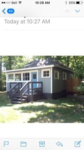 Cabin/cottage Kawarthas/Lakefield PeterboroughBuckhorn area