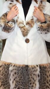 FUR COAT..........ONE OF A KIND...........