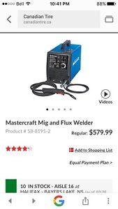 Welder / Mig or Flux