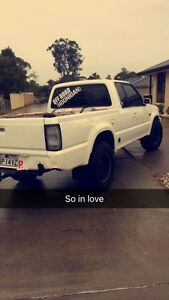 Ford courier ute Mallabula Port Stephens Area Preview