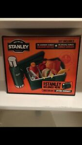 Brand new in box, Stanley thermos & cooler!