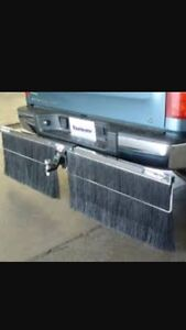 Wanted Brush style rock protector