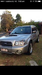 SUBARU FORESTER XT LUXURY AUTO Forest Lake Brisbane South West Preview