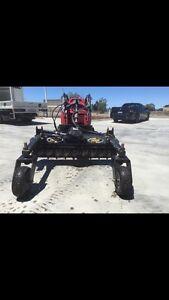 Dingo Power Rake Fits Dingo, Vermeer, Kanga & Toro Mini Diggers AS NEW Ballarat Central Ballarat City Preview