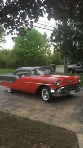 1957 Oldsmobile super 88 two-door hardtop