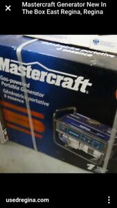 WANTED. MASTERCRAFT GENERATOR 3300
