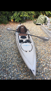Hobie Quest Fisherman Kayak Smithfield Cairns City Preview