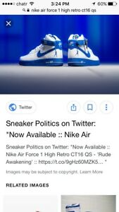 c4f4feb405 Nike Air Force Retro | Kijiji in Ontario. - Buy, Sell & Save with ...