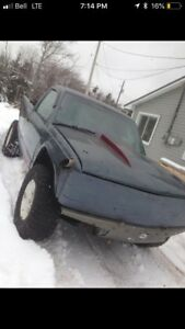 1990 Silverado race truck . Needs to be finished . 1200obo