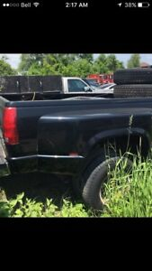 1997 gmc  dually truck