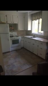 One bedroom in law suite available June 1st