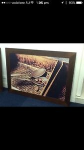 Framed Coffee themed prints Glenwood Blacktown Area Preview