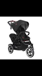 Phil and Ted Sport Double Stroller SOLD