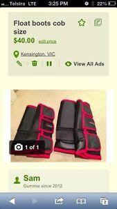 Float boots cob size Kensington Melbourne City Preview