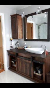 Vanite salle de bain