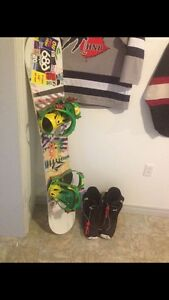 Rome sds n technine bindings, oakleys, boots