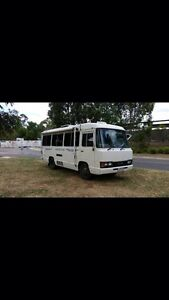 Toyota Coaster Bus 1988 - 2 Seater Diesel Werribee Wyndham Area Preview