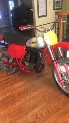 1978 Other Makes  1978 maico 440