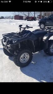 Looking for an Atv