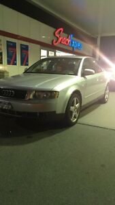 LOOKING for Audi a4