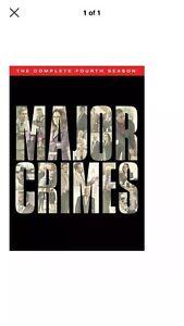 Major crimes season 4 brand new region 1 Gladstone Park Hume Area Preview
