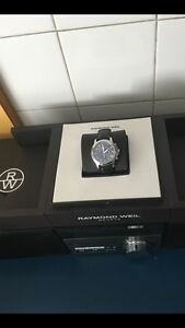 Raymond Weil Geneve Chronograph watch. Double Bay Eastern Suburbs Preview