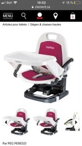 Chaise d'appoint Peg perego