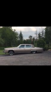 1986 Cadillac Fleetwood Lowrider reduced price