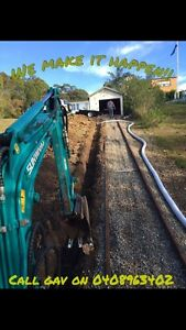 ASA Excavation Mirrabooka Lake Macquarie Area Preview