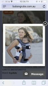 Ergobaby Carrier (Great condition)