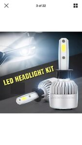 Led head light conversion kit new