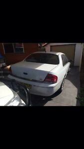 Ford Fairlane Ghia 2003 Pimpama Gold Coast North Preview