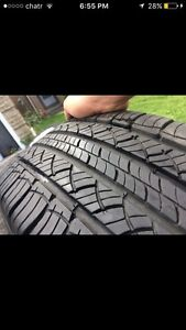 Summer tires 245/60/R18 AMAZING CONDITION