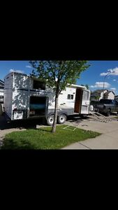 2007 Starcraft 1900sd  toyhauler Awesome camper must see