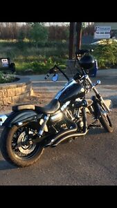 2011 Dyna wide guide