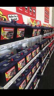 Car Batteries 20 % Off Opening Sale. Auburn Auburn Area Preview