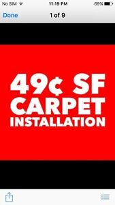SUMMER CARPET SALE NOW ON EXTENDED !! CALL 905 541 1224