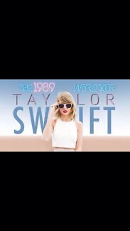 Want Two Brisbane taylor swift tickets  Narangba Caboolture Area Preview