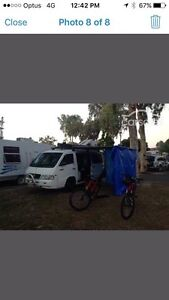 Mercedes mb140D camper van Capalaba Brisbane South East Preview