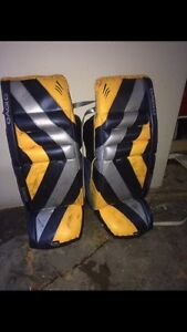 Eagle goalie pads