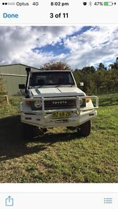 HJ75 land cruiser Cardiff Lake Macquarie Area Preview
